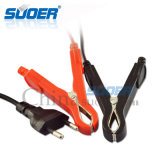 Suoer十分に自動デジタル12V 4Aのカー・バッテリーの充電器(DC-W1204A)