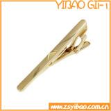 カスタマイズしなさい人の記念品のギフト(YB-HD-07)のための亜鉛合金のめっきのタイクリップそしてLape Pinを