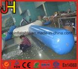 Парк атракционов воды Trampoline горячего сбывания напольный шальной плавая раздувной