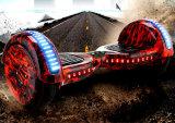 10 Zoll elektrisches Hoverboard mit blinkendem Licht, Bluetooth, grosses Rad