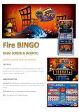 Dobbelt de StraalLoterij van de Lijst van het Casino van de bar de Machine van het Lotto van Spelen