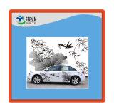 Напечатанные стикеры автомобиля