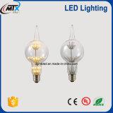 MTX G80 LEDの球根のcandelabraライト小型LED電球のchandellier LEDの球根LEDの装飾的な球根