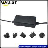 Adapter van de Macht van de fabriek de Directe 12V 4A met Ce- Certificaat