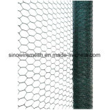 熱いすくいのGalvanziedの六角形の金網の網
