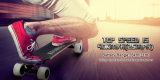 Entraînement duel Longboard électrique de Brusless de planche à roulettes bon marché en gros de moteur