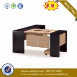 Bureau d'ordinateur de gestionnaire de noix de meubles de bureau de mode (HX-5N257)