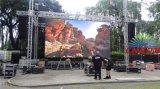 P8 LED Outdoor Portable mur vidéo avec armoires de location
