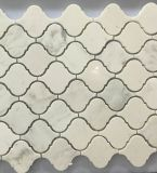 新しいデザイン大理石の石のモザイク(VMM3S005)