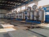 Principio di funzionamento industriale del generatore dell'azoto di Psa