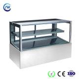 케이크 냉각기 전시 또는 생과자 전시 카운터 또는 케이크 냉장고 진열장 (R770V-S2)