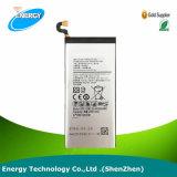 Batería del teléfono móvil para el borde G925 2600mAh de la galaxia S6 de Samsung