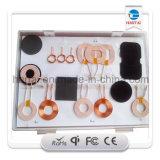 Carregador de telefone Qi Standard Copper Coil
