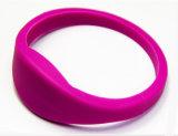 Vendas elegantes pasivas personalizadas del silicón impermeable RFID de 13.56 megaciclos Ntag213 NFC para el control de acceso