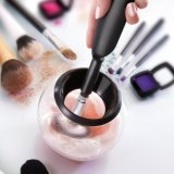 Brosse de nettoyage pour nettoyeur et sécheuse pour maquillage électrique