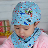 Sombrero del bebé del estilo de 14008 familias que viaja