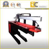 Machine van het Lassen van de Naad van het Lichaam van de Cilinder van de Compressor van de stikstof de Rechte