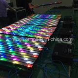 Pixel tricolore de 1*40 40 PCS RVB Madrix Contolled DEL traçant la bande