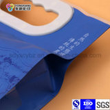 Подгонянный размером мешок пластичный упаковывать риса с ручкой