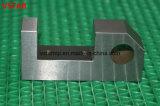 Peça feita à máquina torno do CNC com tratamento térmico fazendo à máquina da peça do Sandblasting