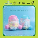 伸縮性があるウエストバンド安い価格の優れた使い捨て可能な赤ん坊の製品の赤ん坊のおむつ