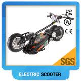 Батарея лития мотора 48V12ah утверждения 1300W Ce складывая электрический самокат