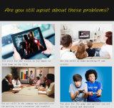 인조 인간 시스템을%s 가진 소형 휴대용 가정 극장 영사기 사무실 회의 영사기