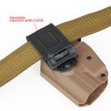 عسكريّة جيش قصيرة مسدّس صغير يسلّح مسدّس [أيرسفت] مسدّس مدفع قراب مسدّس ثانويّ تكتيكيّ لأنّ [غ17/غ20/غ21/غ22/غ37]