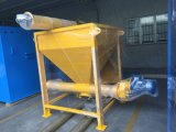transportband van de Schroef van het Cement Sicoma van 273mm de Verticale