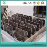 Chinese Emperador Dark Marble Slabs / Brown Marble Tile for Flooring and Wall Cladding