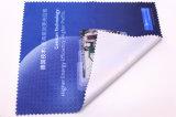 Большинств популярная супер очищая ткань Microfiber для стекел и ювелирных изделий