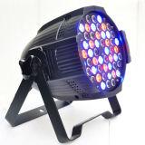 Heißer Verkauf das spätester Preis-Berufskaraoke-Geräten-Aluminium 54PCS LED NENNWERT Licht
