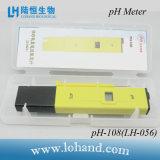 Digital de Alta eficaz tipo pluma del medidor de pH / Sensor