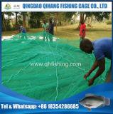 Industrie della pesca del fante di marina della gabbia di piscicoltura del mare dell'HDPE