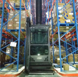 Alta cremagliera d'acciaio del pallet di utilizzazione Q235 Vna dello spazio