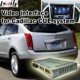 Video interfaccia dell'automobile per il sistema ATS Xts Cts Srx Xt5 ecc, parte posteriore Android di percorso e di indicazione del Cadillac panorama 360 facoltativi