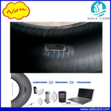 タイヤの追跡のための外国人H3 RFIDのタイヤの札
