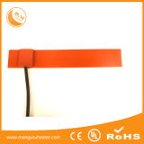 Placa quente flexível de borracha de silicone dos controladores 2000W da umidade