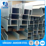 Fascio d'acciaio scanalato galvanizzato laminato a caldo modulare della struttura d'acciaio H della costruzione