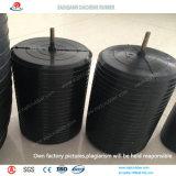 Heißer Verkaufs-Gummigas-Block-Heizschlauch-Blase im Rohrleitung-Projekt