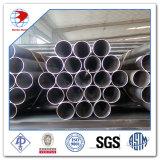 20 tubo de acero pintado negro de la pulgada ASTM A53 Grb ERW