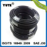 Boyau noir résistant d'injection de carburant en caoutchouc synthétique de pétrole de SAE J30r9