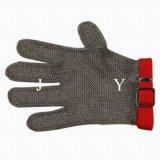 3本の指のステンレス鋼の手首の手袋
