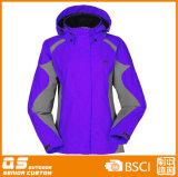 남자의 형식 다채로운 스포츠 스키 재킷