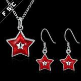 Оптовые ювелирные изделия звезды установили для рождества как подарок
