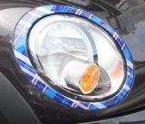 Светильник Head&Rear красного цвета снабжает ободком бондаря F56 крышек миниого (4 PCS/set)