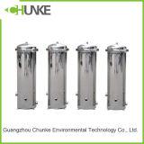 Het industriële 5 Systeem van de Filtratie van het Water van de Filter Ss304 van de Patroon van het Micron pp