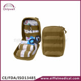 Kit de primeros auxilios Emergency del combate de la supervivencia profesional