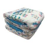 Fralda de bebê com boa absorção Sap Soft Fluff Pulp