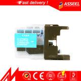 Cartucho de tinta compatible LC12/17/40/71/73/75/77/79/400/450/1220/1240/1280 para el hermano